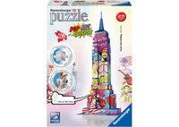 Ravensburger Empire State 3D Puzzle Pop Art