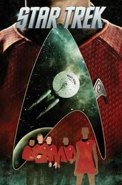 Star Trek Volume 4 by Mike Johnson