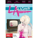 LA Slasher on DVD