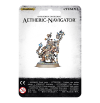 Warhammer Age of Sigmar Kharadron Overlords: Aetheric-Navigator