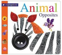 Animal Opposites by Roger Priddy
