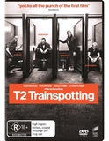 Trainspotting 2 on DVD