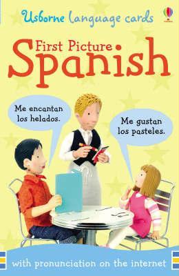 Spanish by Felicity Brooks image