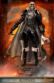 "Castlevania: Alucard - 19"" Collectors Statue"