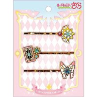 Cardcaptor Sakura Clear Card Arc: Hairpin Set 1. Clear Card Set