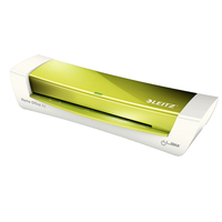 Leitz: Ilam A4 Home Office Laminator - Green