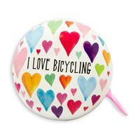 Legami Bike Bell - I Love Bicycling