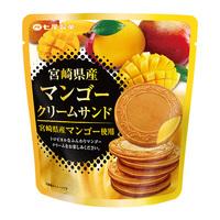NANAO Cream Sandwich Cookie Mango 66g