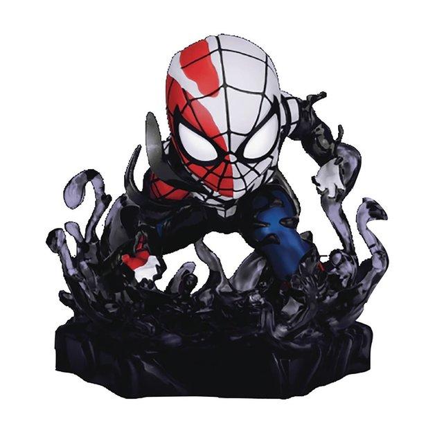 """Maximum Venom: Venomized Spider-Man - 5"""" Mini-Figure"""