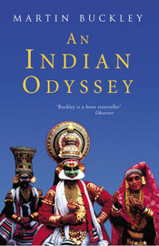 An Indian Odyssey by Martin Buckley image