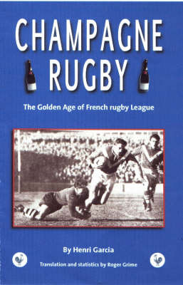 Champagne Rugby by Henri Garcia image