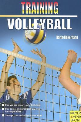 Training Volleyball by Katrin Barth image