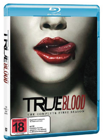 True Blood - The Complete First Season on Blu-ray image