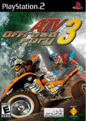 ATV: Offroad Fury 3 for PlayStation 2
