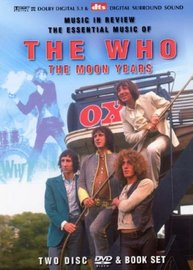The Who: The Moon Years (DVD + Book Set) on DVD