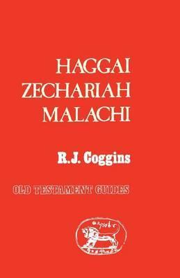 Haggai, Zechariah, Malachi by R.J. Coggins image