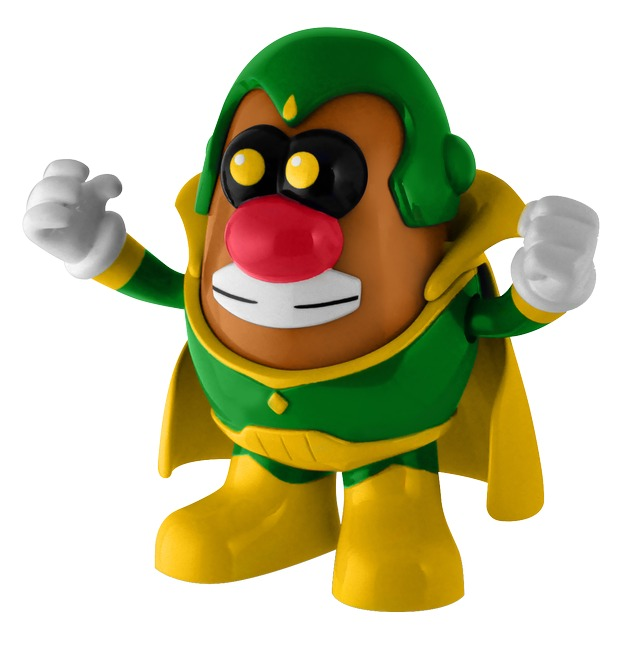 Mr Potato Head - Marvel's Vision image