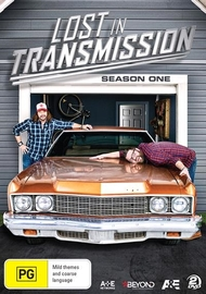 Lost In Transmission - Season One on DVD