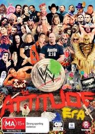 WWE: The Attitude Era Volume 1 DVD