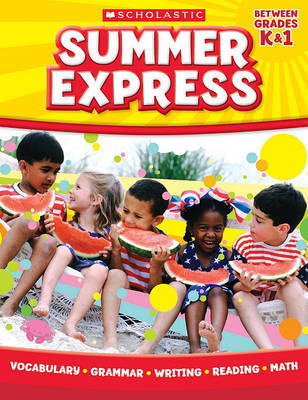 Summer Express, Between Grades K & 1 image