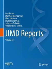 JIMD Reports, Volume 32 image