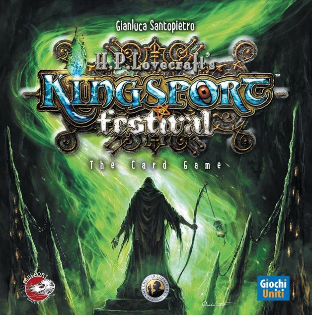 Kingsport Festival - Card Game