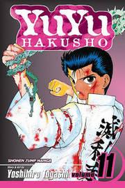 YuYu Hakusho, Vol. 11 by Yoshihiro Togashi
