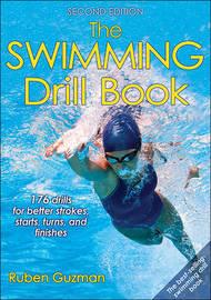The Swimming Drill Book by Ruben J. Guzman