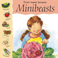 Minibeasts by Lynn Huggins Cooper image