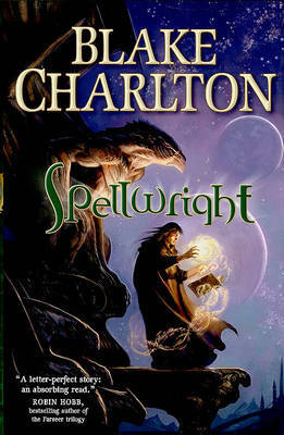 Spellwright by Blake Charlton image