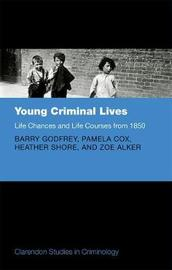 Young Criminal Lives: Life Courses and Life Chances from 1850 by Barry Godfrey image