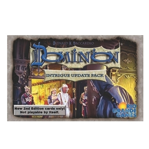 Dominion: Intrigue - 2nd Edition (Update Pack) image