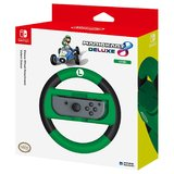 Hori Nintendo Switch Mario Kart 8 Deluxe Wheel - Luigi for Nintendo Switch