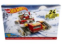 Hot Wheels: Advent Calendar