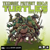 TMNT: Shadows of the Past - Board Game