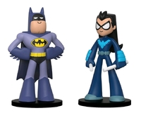 Teen Titans Go! - HeroWorld Figures #1 (2-Pack)