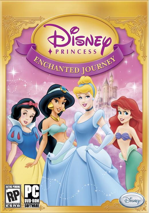 Disney Princess: Enchanted Journey for PC Games image