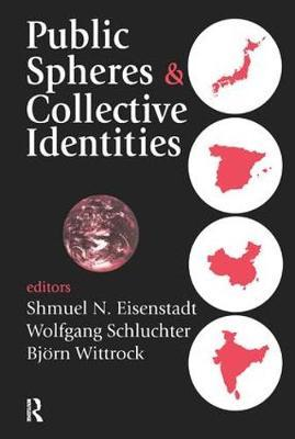 Public Spheres and Collective Identities by Walter Lippmann image