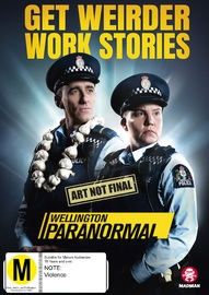 Wellington Paranormal on DVD