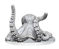 WizKids Deep Cuts: Unpainted Miniatures - Giant Octopus image