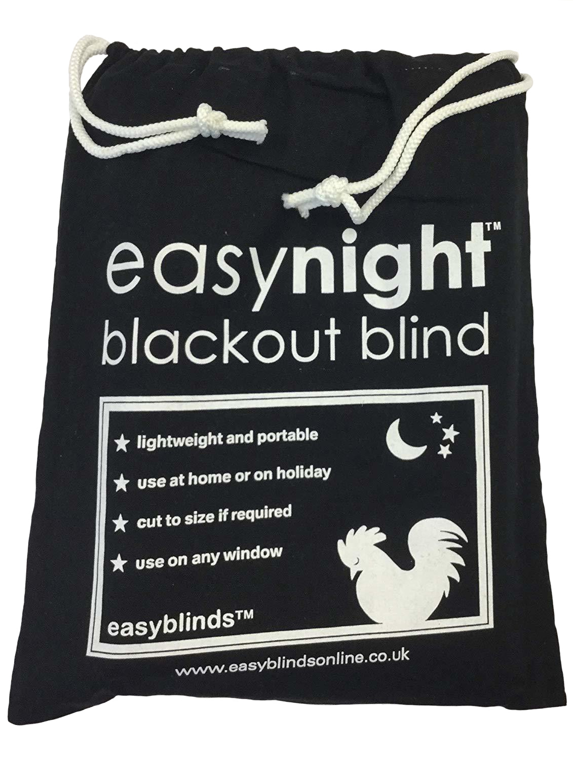 Easynight: Blackout Blind - Large (2m x 1.4m) image