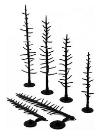 Woodland Scenics Pine Tree Armatures (60 pack)