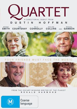 Quartet on DVD