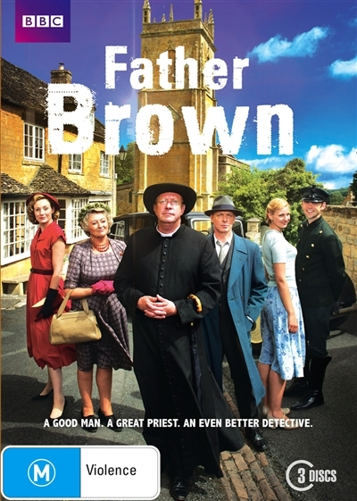 Father Brown Series 1 on DVD
