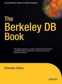 The Berkeley DB Book by Himanshu Yadava image