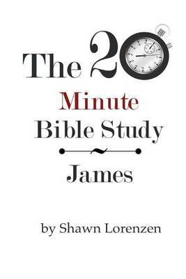 The 20 Minute Bible Study by Shawn Lorenzen image