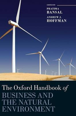 The Oxford Handbook of Business and the Natural Environment image