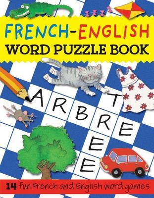 Word Puzzles French-English by Catherine Bruzzone