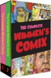 The Complete Wimmen's Comix by Trina Robbins