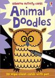 Animal Doodles by Fiona Watt